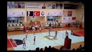 salihli belediye voleybol tvf spor kulb 3 0