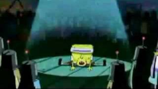 Spongebob - i wanna rock
