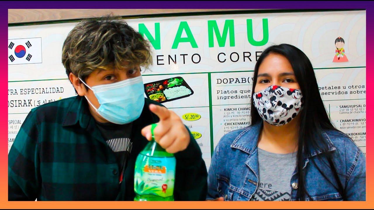 COMIDA COREANA 100% RECOMENDADO | NAMU - CASA BRAVA TV