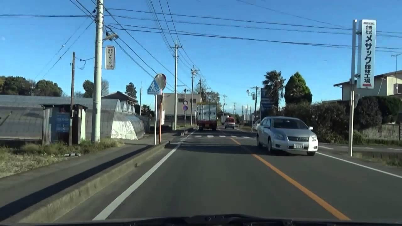 県道を走る:埼玉・群馬県道369...