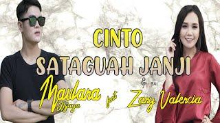 ZANY VALENCIA feat MAULANA WIJAYA - CINTO SATAGUAH JANJI