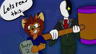 Storytime with slenderman popsy the killer 2 part 2