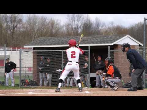 Spring Boys Varsity Baseball Baldwinsville VS Rome Free Academy 4/22/2017