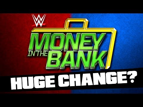 HUGE CHANGES COMING TO MONEY IN THE BANK? Going In Raw 11/22/17