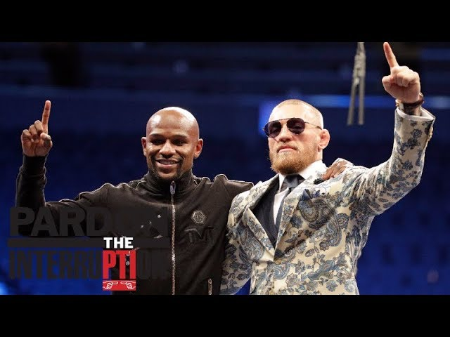 Floyd Mayweather says 'I carried McGregor' in fight | Pardon The Interruption | ESPN