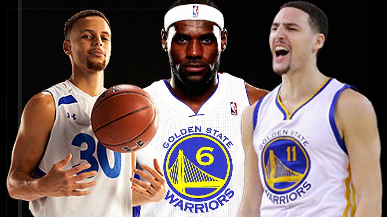 810501c195a What If LeBron James Traded To The Warriors  Can Curry   LeBron Break Bulls  Record!NBA 2K16 MyLeague