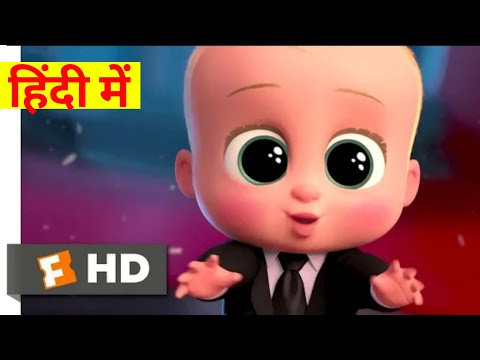 Boss Baby Hindi Emotional Scene   Airport Scene 10 12   Movie Clips In Hindi _ MA Lovers