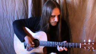 Eyes Of A Stranger - Fingerstyle Guitar -  Queensryche