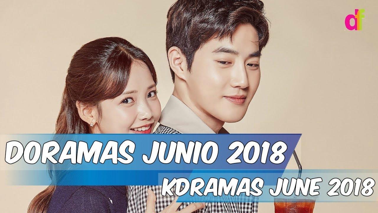 Download TOP 10 - MEJORES DORAMAS JUNIO 2018   BEST KDRAMAS JUNE 2018