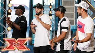 Preview: Rak-Su get Nicole moving, but can they bag 4 yeses?   The X Factor 2017