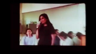 Yolla Khalife chante  Ya Mayla 3alghoson (يا مايلة عالغصن )Fairouze