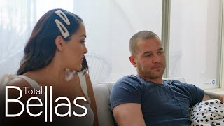 Brie wants JJ to embrace his Mexican heritage: Total Bellas, May 7, 2020
