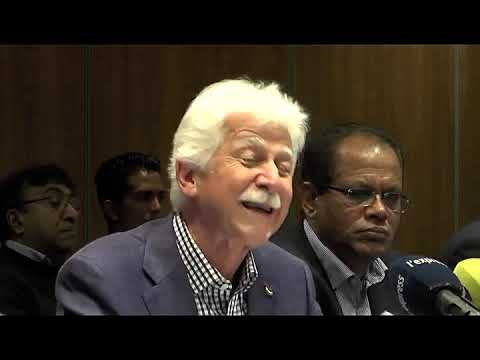 Maurice Info - Conférence de presse du MMM du 19 Août 2017