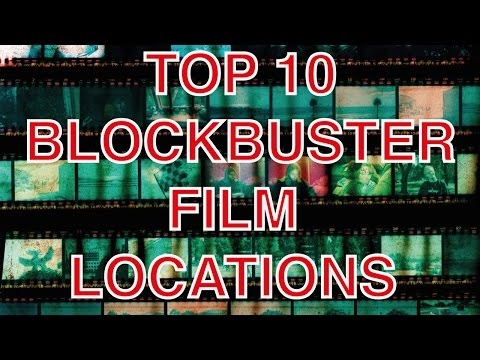 Top 10 Film Locations - Real Life Film Locations You Need To Visit Best Top 10 Film Locations