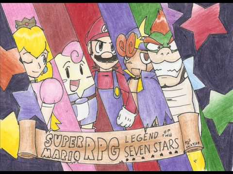 Super Mario RPG Song - Rawest Forest (No Vocals Version)