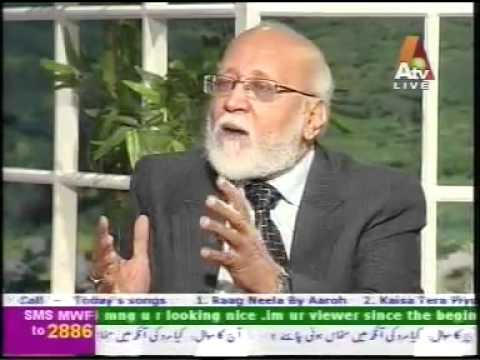 Hakeem Syed Abdul Ghaffar Agha on ATV #1