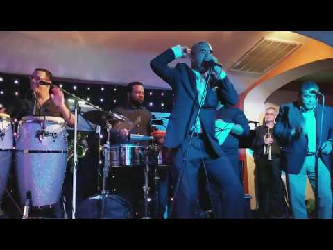 Herman Olivera Salsa Concert in New Jersey 2017