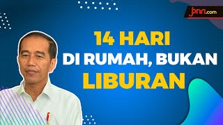 Jokowi Heran Pantai Carita dan Puncak Malah Ramai - JPNN.com