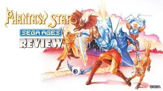 Sega Ages: Phantasy Star (Switch) Review (Video Game Video Review)