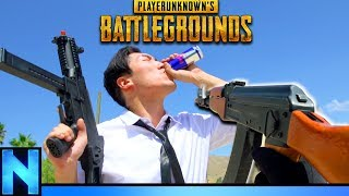 �������� ���� PUBG AIRSOFT - REAL LIFE BATTLEGROUNDS! ������