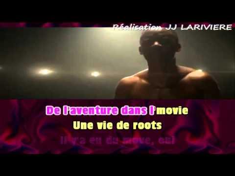 BLACK M   SUR MA ROUTE I G C JJ Karaoké - Paroles Karaoké - Paroles