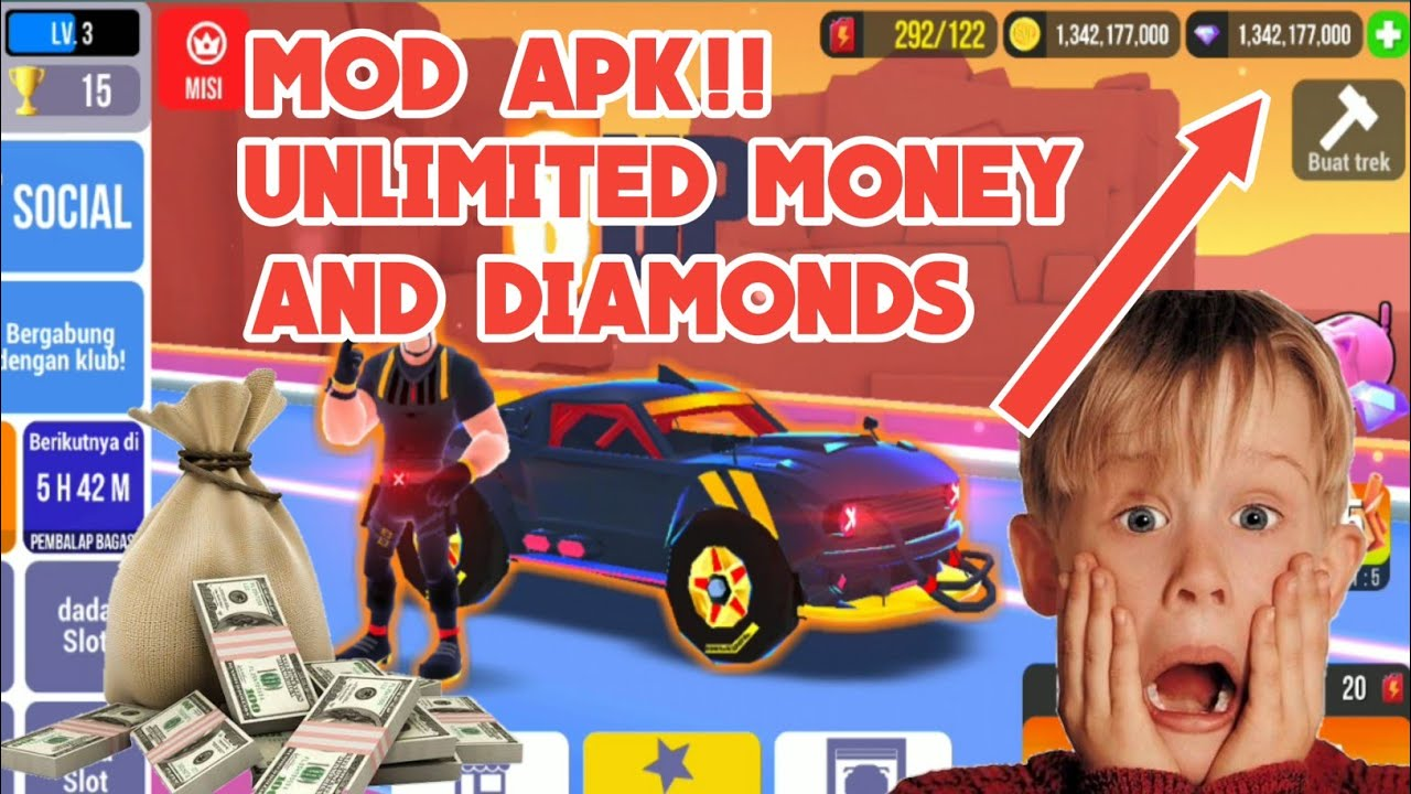 GAME  OFFLINE RACING MOD APK UNLIMITED MONEY || #ANDROIDMODGAME  #Smartphone #Android