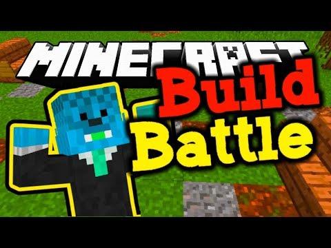 MINECRAFT: ON JE SAGRADIO PARK(ING) ( Build Battle )