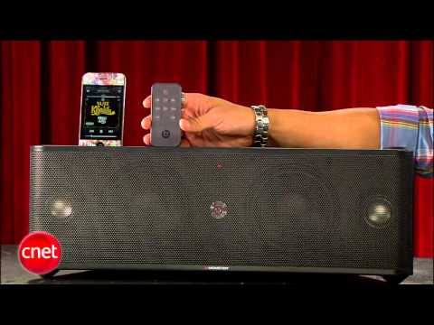 CNET Prizefight: TDK Three Speaker Boombox vs. Monster Beats By Dr. Dre Beatbox iPod Dock