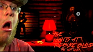 THE FREAKING THUNDER | Five Nights at Treasure Island: The Lost Ones #2