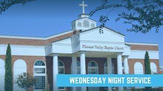 Wednesday Evening Service February 24 2021