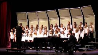 Catherine Crossen Treble Choir Solo Dodi Li