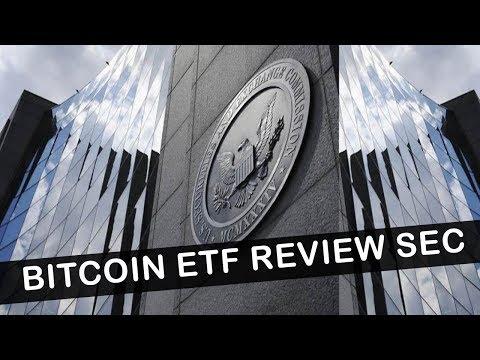 Bitcoin ETF Applications Under Review AGAIN (SEC) | BitMEX Glitch & More!