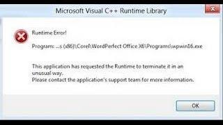 Tutorial Microsoft Visual C++ Error Fix Metin2