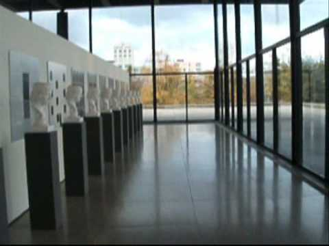 mies van der rohe new national gallery berlin youtube. Black Bedroom Furniture Sets. Home Design Ideas