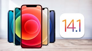 🚀 Apple lanza iOS 14.1, estos son todos sus cambios y novedades en iPhone