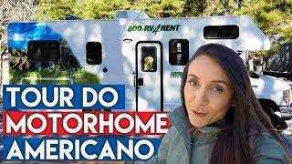 TOUR DO MOTORHOME AMERICANO   Travel and Share   Romulo e Mirella