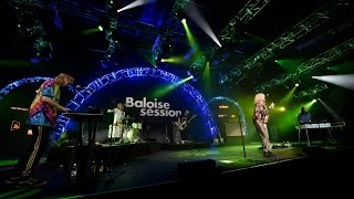 The Asteroids Galaxy Tour - Heart Attack (Live at Baloise Session 2014)