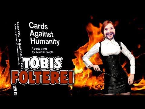 HWSQ #90 - Tobis Folterei | Cards Against Humanity