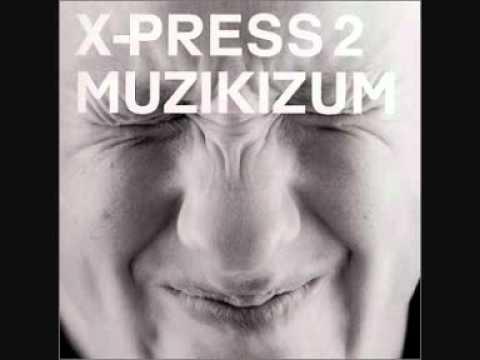 X Press 2 - Smoke Machine (Good Quality)
