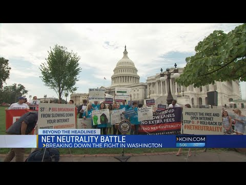 What would the web be like without Net Neutrality?
