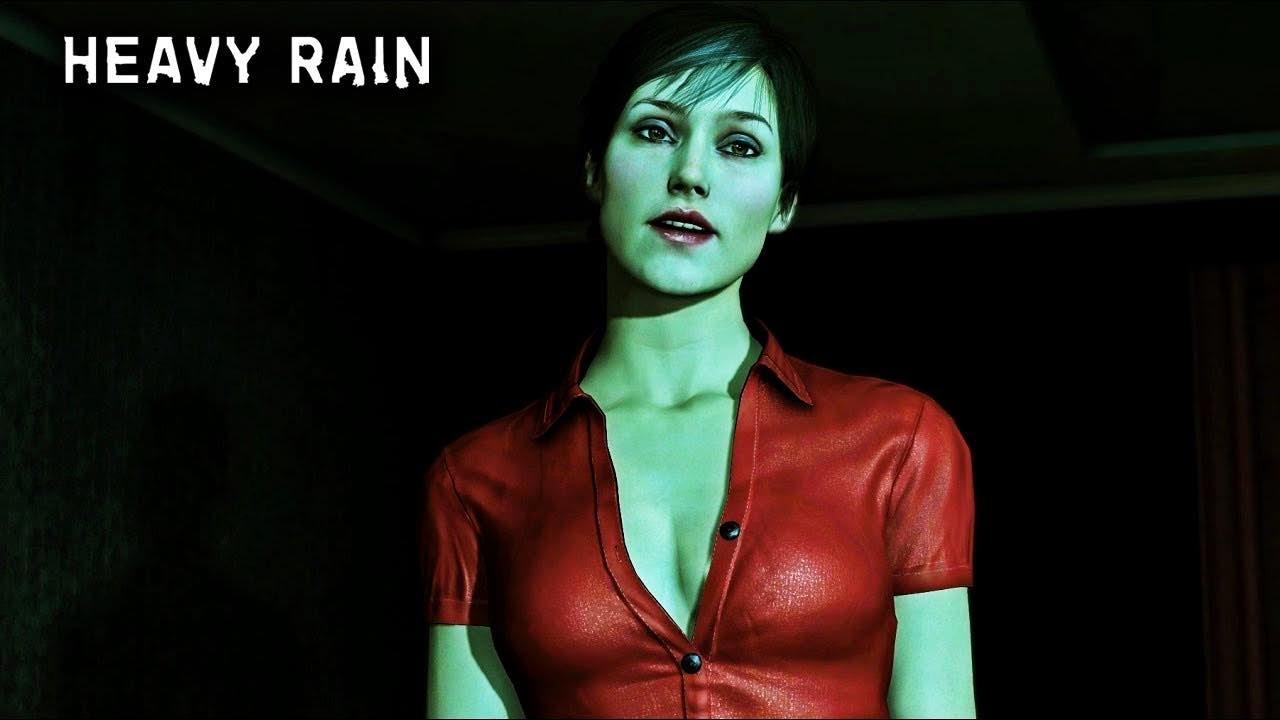 Download Heavy Rain (PS4) - Part #27 - Sexy Girl