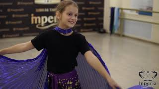 Восточные танцы дети ШТ ИМПЕРИЯ