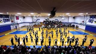 MEI Band TAYLOR SWIFT Halftime 2014/2015