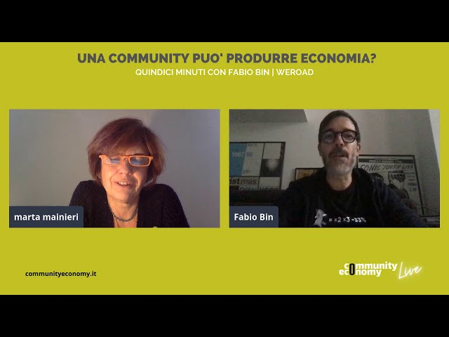 Ep.1 | Fabio Bin | Chief Digital Marketing Officer WeRoad