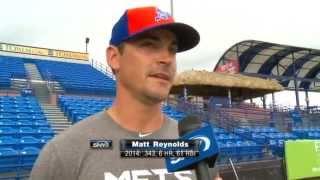 SNY.tv Exclusive: Matt Reynolds