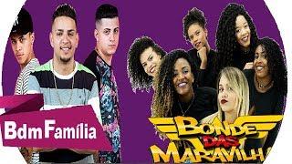 MC WM e MCs Jhowzinho e Kadinho   Pancadão   Bonde das Maravilhas #BdmFamilia