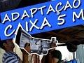 CAIXA 5 MARCHAS OPALA + CHEVETTE ESCAPAMENTO DIRETO