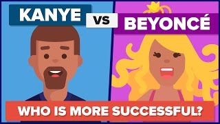 Is Beyonce Richer and More Successful Than Kanye?