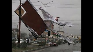 Ураган в Московской области 17 сентября 2020 Полная подборка