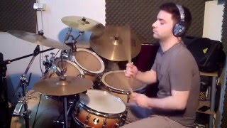 Reamonn - Supergirl (Drum Cover By Bogdan)